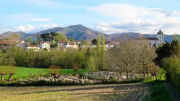 Le village de Sare