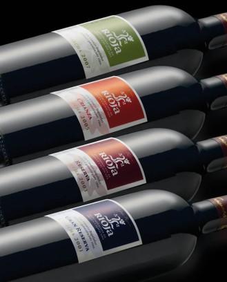 gamme vin