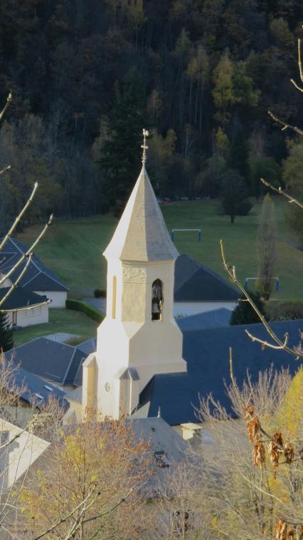 Eglise de Gèdre