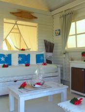 Salon du bungalow
