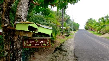 Vallée de la Vanille