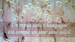 Citation Champagne