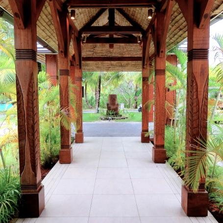 Entrée Spa Guerlain Bora Bora
