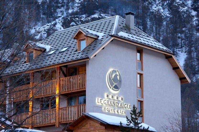 Grand Aigle Hôtel & Spa