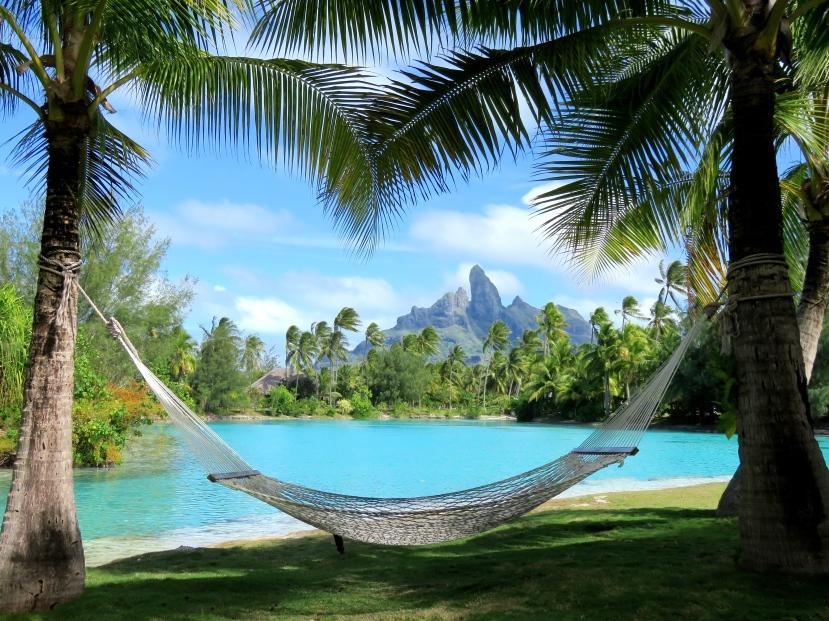 Hamac Spa Guerlain Bora Bora
