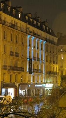 Hotel Les Bulles de Paris 5eme
