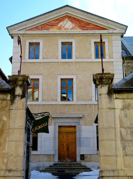 Mairie Briançon