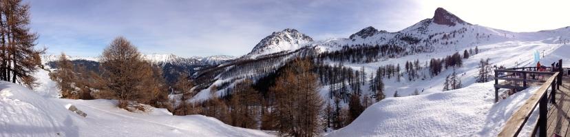 Panorama Grand Alpe