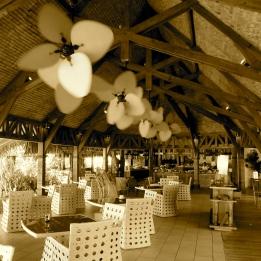 Restaurant Interieur St.Regis Bora-Bora