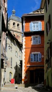 Rue Cdt Carlhian Briançon