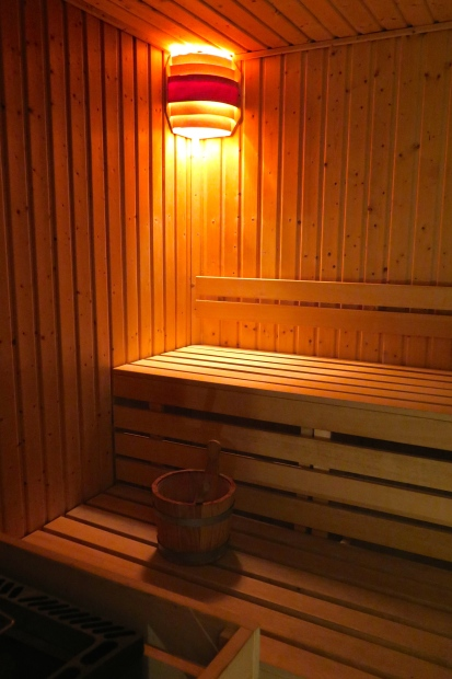 Sauna Spa Pure Altitude