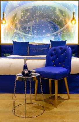 Suite Pommery Hotel Les Bulles de Paris