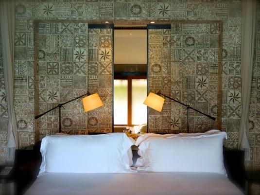 Tête de lit St.Regis Bora-Bora