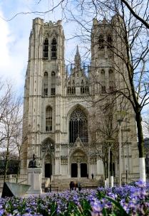 Cathedrale St Michel et Ste Gudule