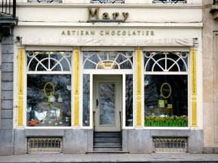 Chocolatier Mary