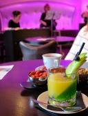 Cocktails Crystal Lounge