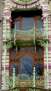 Ferronnerie Art Nouveau