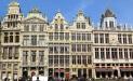 Facades Grand-Place Bruxelles