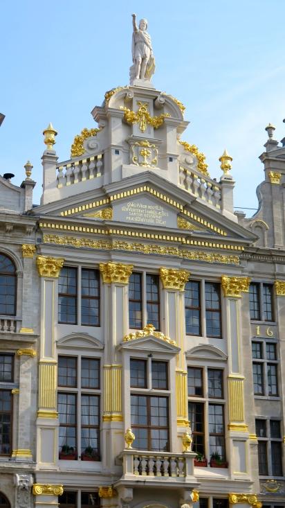 Maison baroque Grand-Place Bruxelles