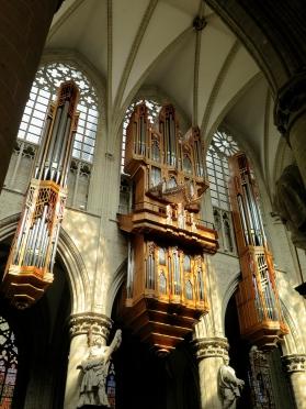 Orgue Cathédrale St-Michel-et-Ste-Gudule