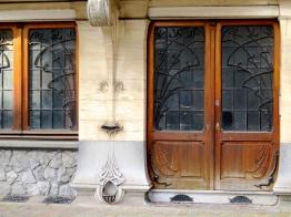 Ouvertures Art Nouveau Bruxelles