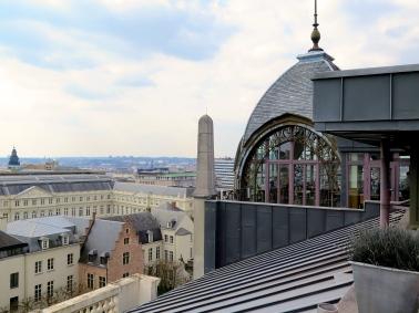 Terrasse panoramique MIM