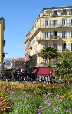 Esplanade Georges Pompidou Nice