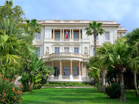 Musee municipal - Villa Massena