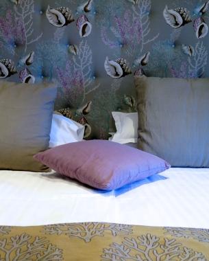 Tissus Hotel La Perouse