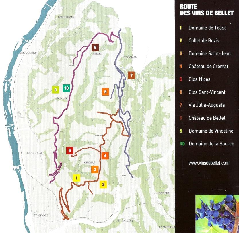 Route des Vins de Bellet1