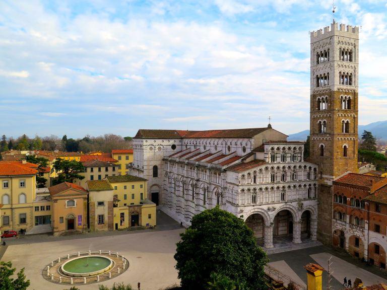 Cattedrale di San Martino Tuscany