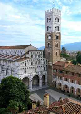 Lucca Tuscany 2