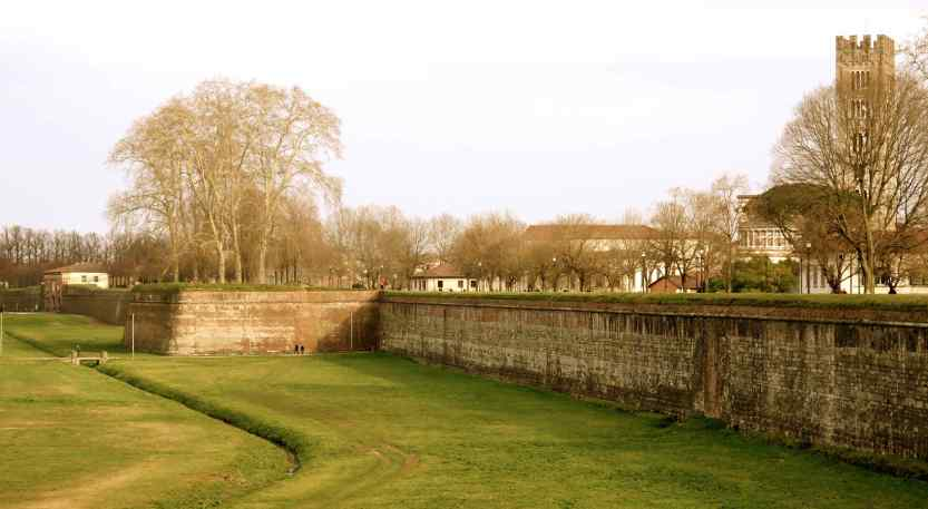 Remparts Lucques