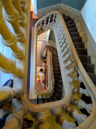 Escalier La Course Bordeaux