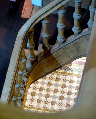 Escalier La Course