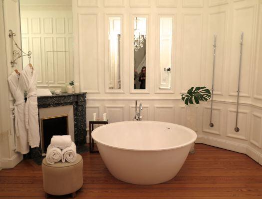 Salle de bain Lovebirds