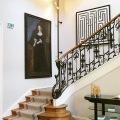 Escalier Relais ChateauxClarance