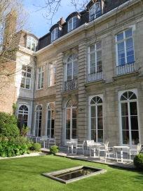 Jardin Clarance Hotel Lille