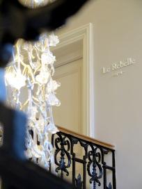 Le Rebelle - Clarance Hotel