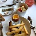 Petit-dejeuner hotel Clarance