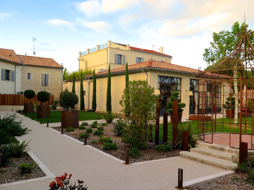 Hotel Clos Castel - Casteljaloux 07
