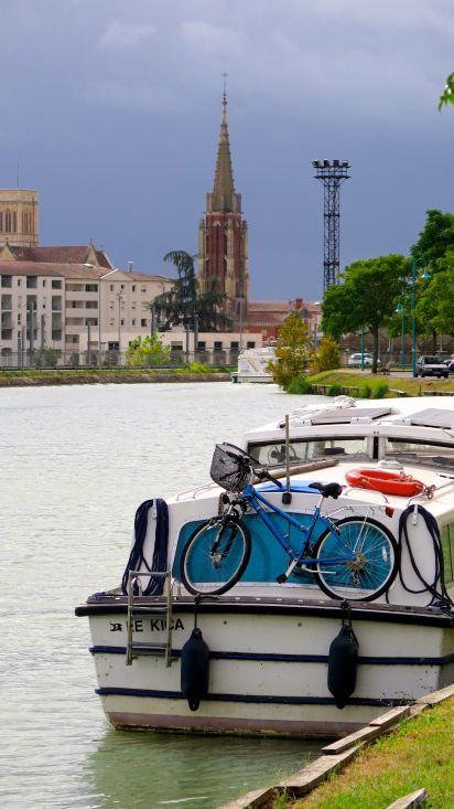 Canal Garonne Agen