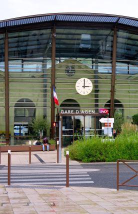 Gare Agen