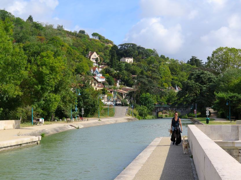 Lot-et-Garonne Pont-canal