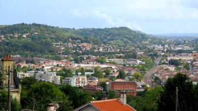Panorama Agen Coteau de l-ermitage