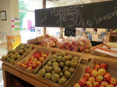 Pommes de la ferme Roques