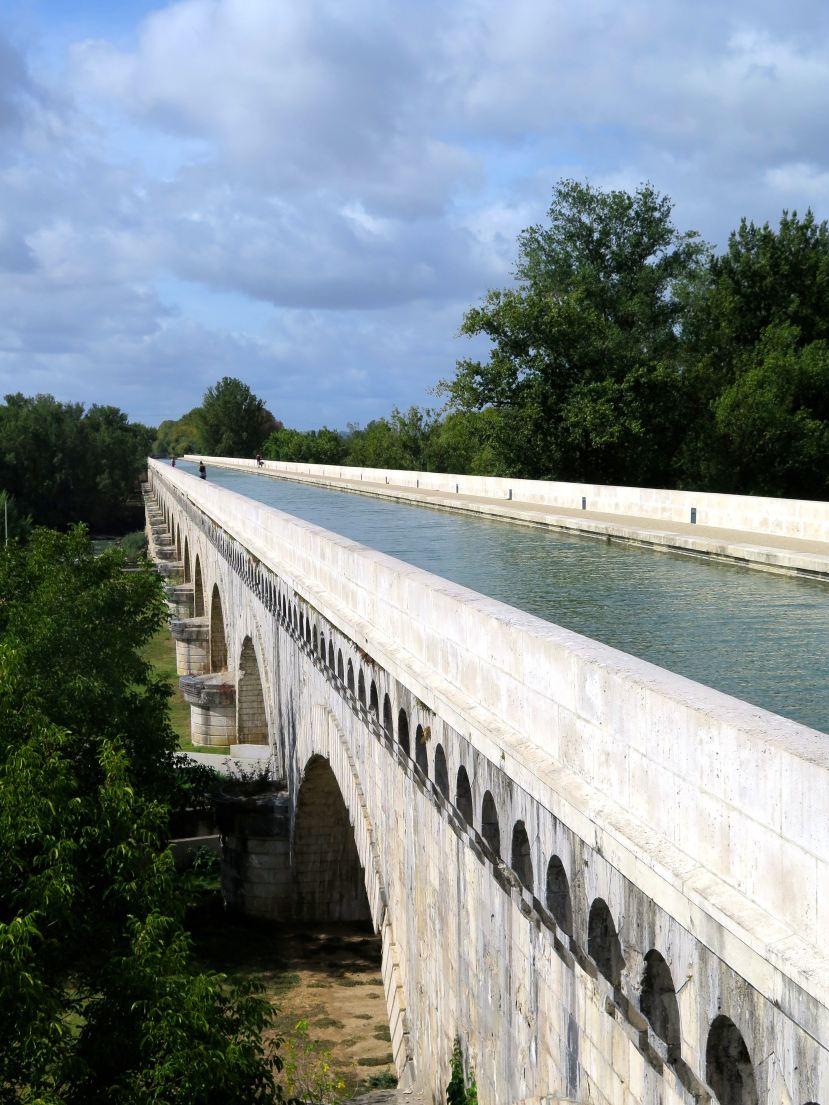 Pont-canal Lot-et-Garonne